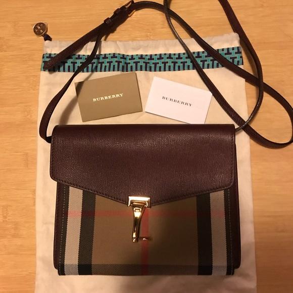 261def6b9b50 Burberry Handbags - Burberry Macken crossbody